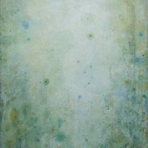 Tom Leaver - <b>Niyama</b>, 2008, oil on canvas, 72 x 57 inches