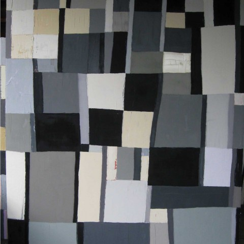 Michaele LeCompte - <b>Degrees of Gray</b>, 2010